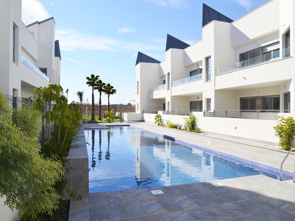 2 Bedroom 2 Bathroom Penthouse Apartment in Torrevieja