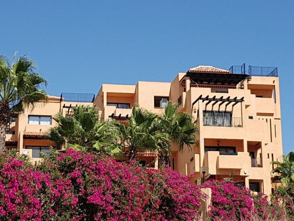2 Bedroom 2 Bathroom Apartment in Villamartin