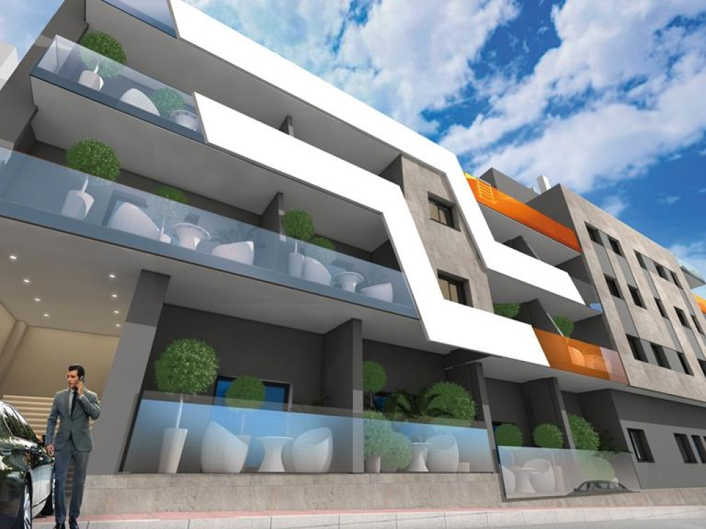 Torrevieja 2 bed Key Ready penthouse apartment for sale