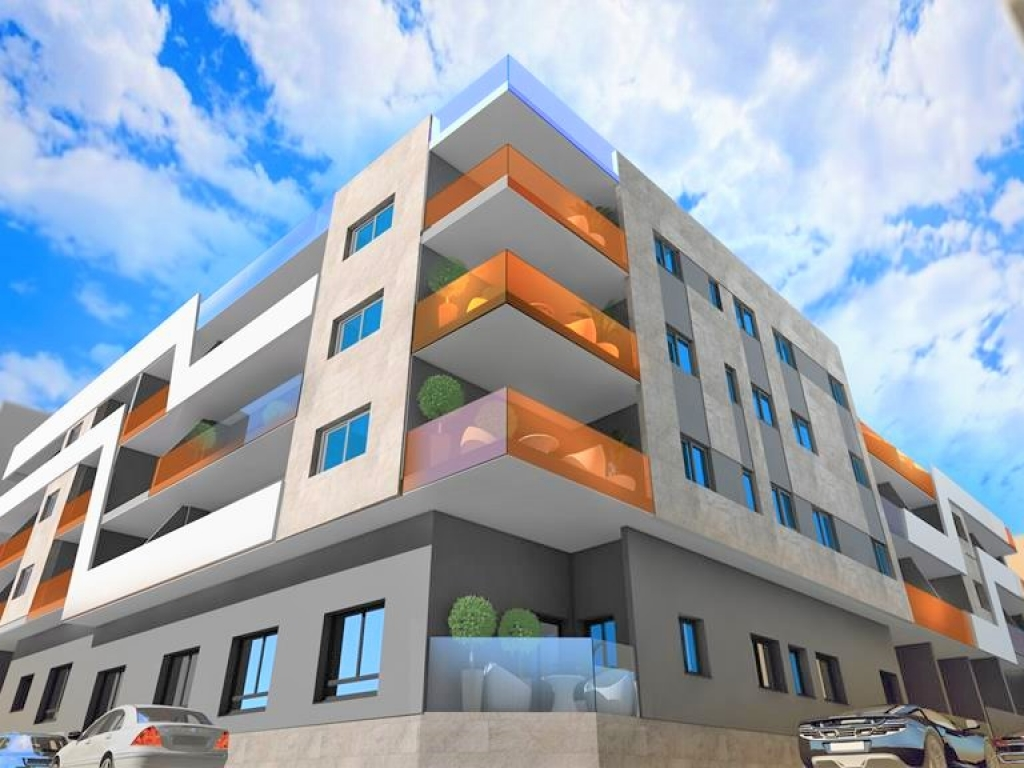 Torrevieja New Build 2 bed Key Ready penthouse apartment for sale