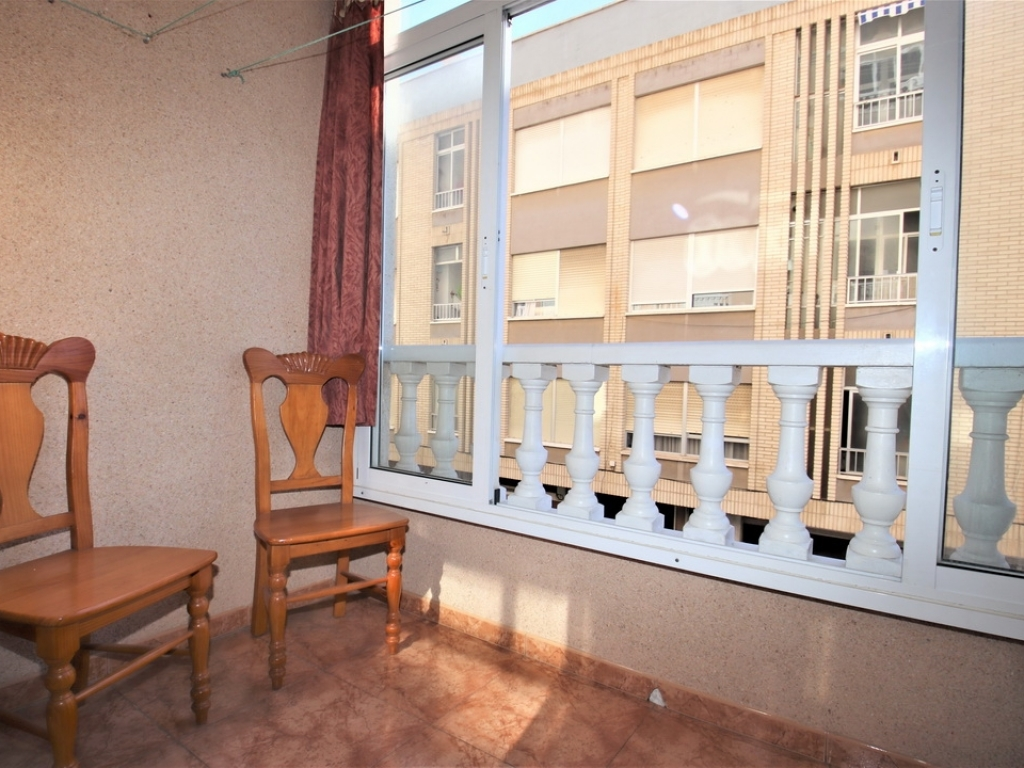 Torrevieja 2 Bedroom 1 Bathroom Apartment close to amenities