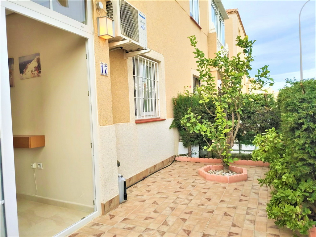 2 Bedroom 1 Bathroom ground floor apartment in La Mata