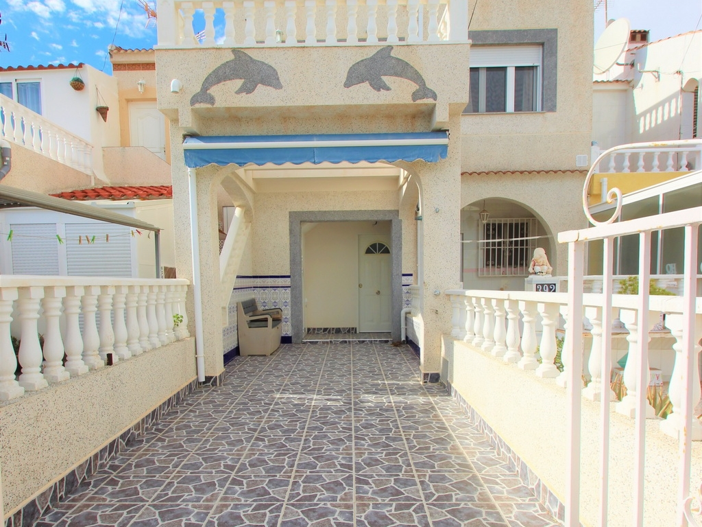 Torrevieja 2 Bedroom 1 Bathroom Townhouse in Toretta