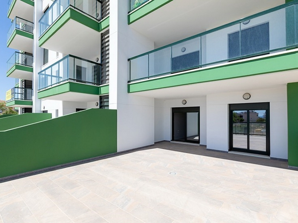 Key Ready 2 Bedroom 2 Bathroom Ground floor Apartment in Mil Palmeras
