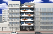 LMCN24904, Torrevieja New Build 2 bed 2 bath penthouse apartment close to the beach