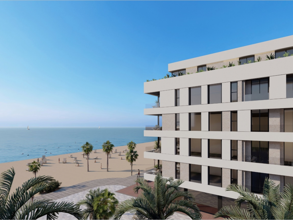 3 Bedroom 3 Bathroom Apartment in Torrevieja