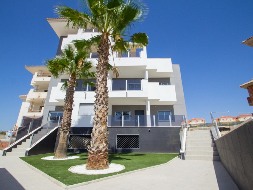 New Build 3 Bedroom 2 Bathroom apartment in Villamartin