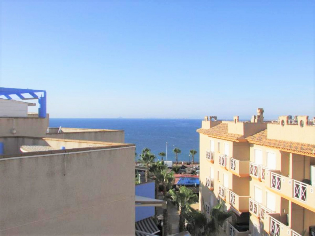 2 Bedroom 1 Bathroom Penthouse Apartment in Cabo Roig