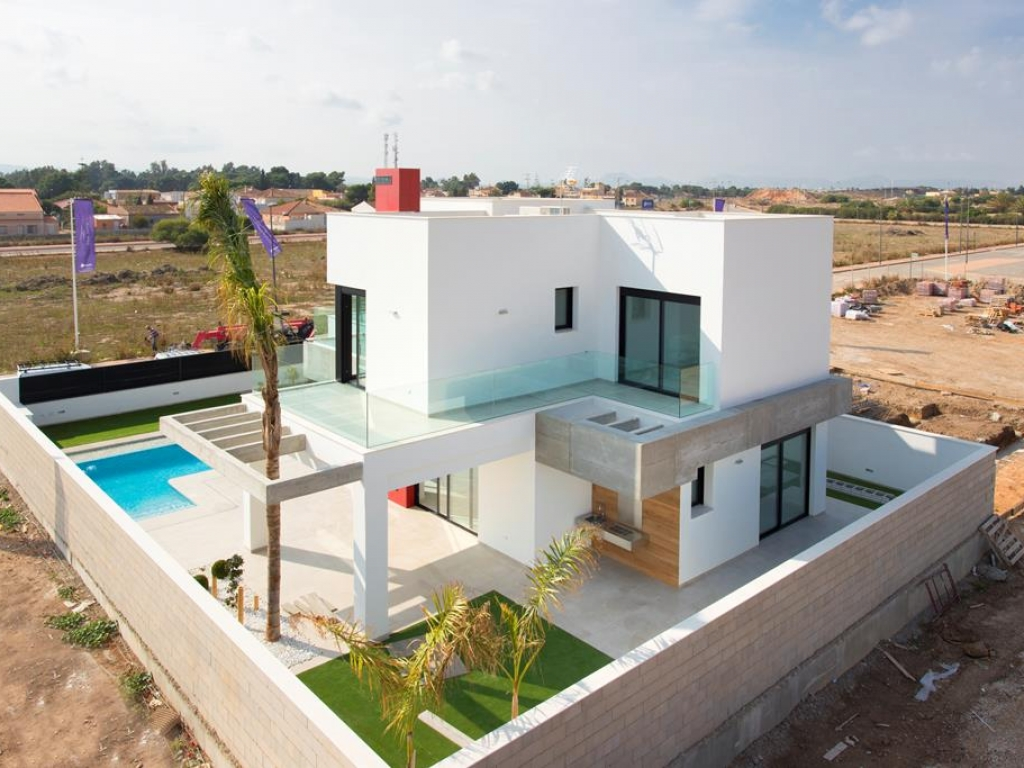 La_serena_golf_los_alcazares_new_build_villa (21)
