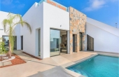 LMCN6871, 3 bed 2 bath New Build Villa in Pilar Horadada