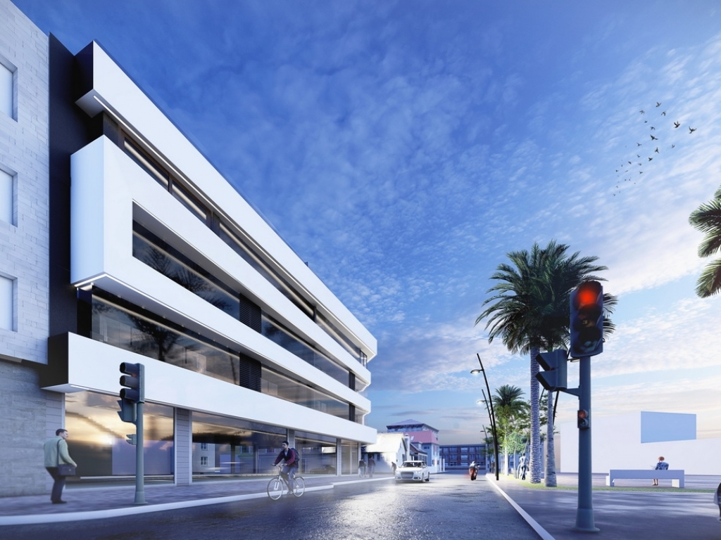 Front Line Sea View 3 bed New Build apartment in Lo Pagan